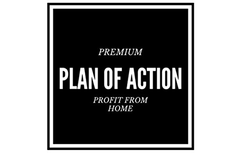 2016 Edition Premium Plan of Action: Profit From Home – Make Money With Online Sales. Order Now!