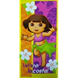 Dora the Explorer Beach Towel ~ Can Be Used for the Bath