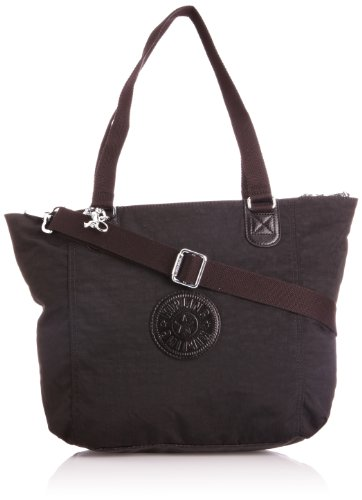 Kipling Women's Shopper S Tote, Black Combo, K12275994
