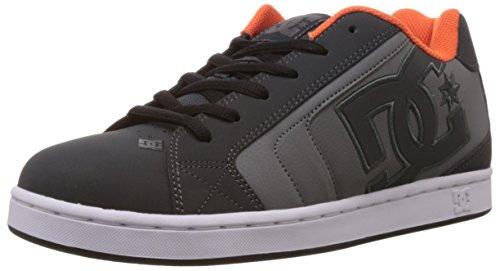 dc-net-m-shoe-xsns-sneakers-basses-homme-multicolore-grey-orange-grey-xsns-405-eu-8-us