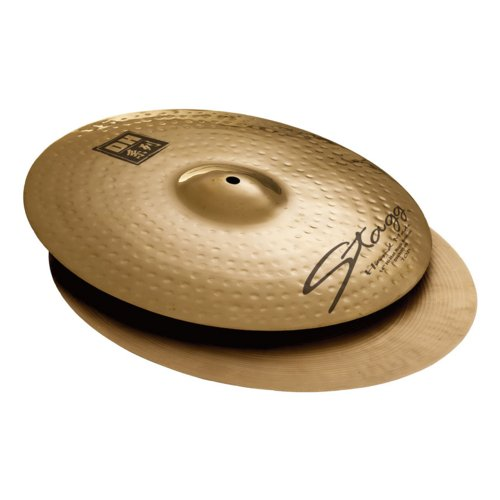 Stagg Dh-Hr13B 13-Inch Dh Rock Hi-Hat Cymbals
