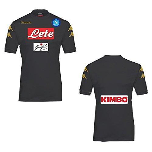 SSC Napoli maglia third Kombat Extra 2016/17 Kappa (size M)