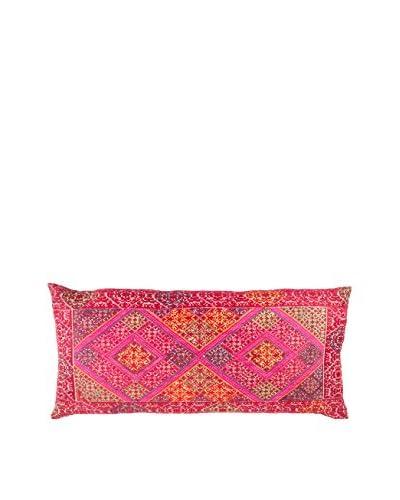 Found Object Tesa Swati Bolster Pillow