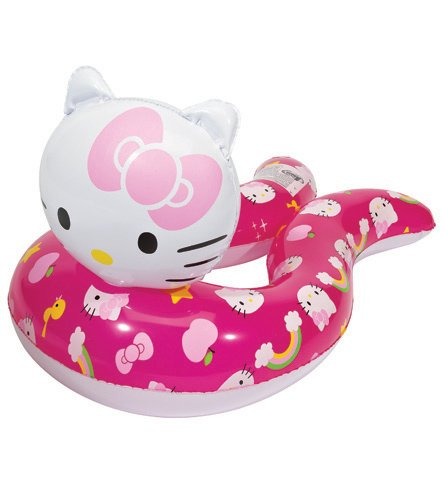 Hello-Kitty-Swimming-Ring-by-Aqua-Leisure