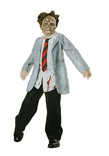 Zombie Business Guy Youth Boys Costume 8-10