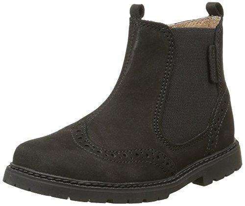 Start RiteDigby - Stivali classici alla caviglia Bambino , nero (Noir (Black Waxy)), 31 EU