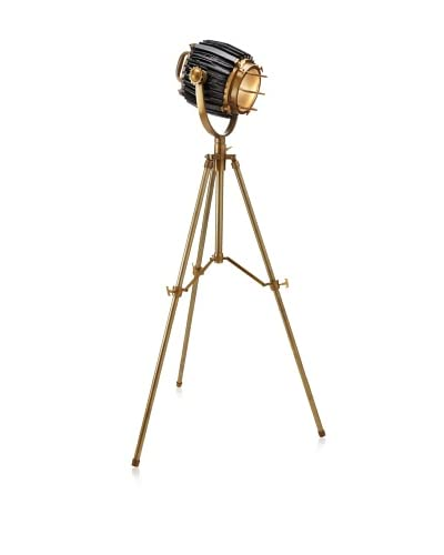 Filling Spaces Tripod Light, Brass