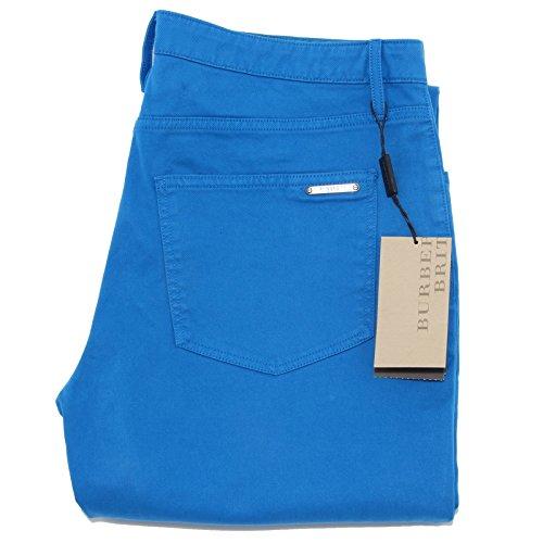2293L pantaloni uomo BURBERRY BRIT slim pantalone pants trousers men [30]