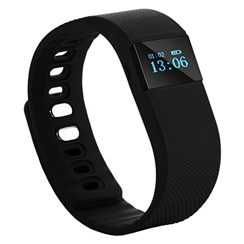 Wayona TW64 Smart band Sports Bracelet Wristband Fitness Tracker for iPhone and Android phone