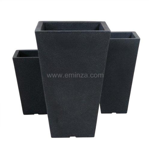 pots plastique carre pas cher. Black Bedroom Furniture Sets. Home Design Ideas