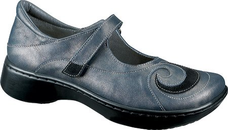 Naot Women's Sea Casual Shoes,Black Madras Leather/Black Suede,41 M EU