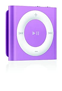 Apple iPod shuffle 2GB - Purple  (Latest Model - Launched Sept 2012)