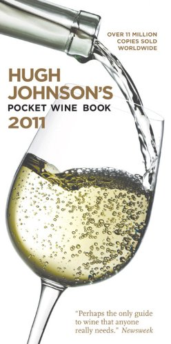 Hugh Johnson's Pocket Wine Book 2011 by Hugh Johnson