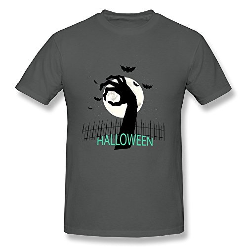 AOPO Halloween Costume Hallows�Evening O-Neck Tee Shirts For Men