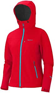 Marmot ROM Jacket - Women's Jackets MD Cherry Tomato/Team Red