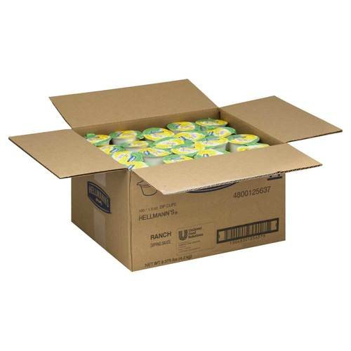 Hellmann's Ranch Dipping Cup (box of 100)