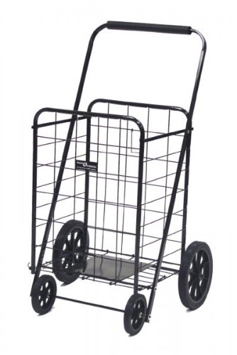 Black Super Shopping Cart – Narita Trading Carts