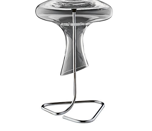 Cilio Stainless Decanter Drying Rack