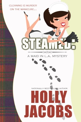 Steamed: A Maid In La Mystery by Holly Jacobs ebook deal