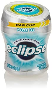 Eclipse Gum, Polar Ice, 60 Count