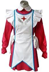 My-HiME Cosplay Costume - Erstin Ho Etiquette Uniform Medium