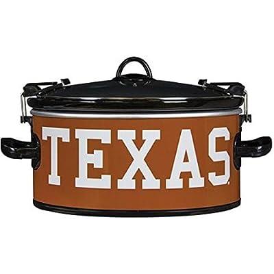 Crock-Pot 6-Quart NCAA Slow Cooker, Texas from JARDEN CONSUMER SOLUTIONS