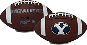 Buy NCAA Brigham Young Cougars Game Time Full Size Football by Licensed Products