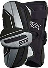 STX AGSW Shadow Men's Lacrosse Arm Guards (Call 1-800-327-0074 to order)