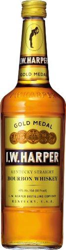 キリン I.W.ハーパー ゴールドメダル 40度 700ml