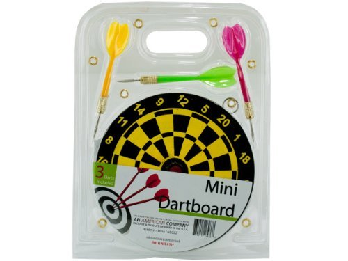 Mini Dartboard Set Kids Children by bulk buys günstig kaufen