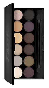 Sleek Make Up i-Divine Eyeshadow Palette Au Naturel 13.2g