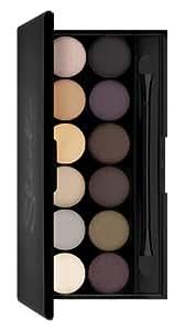 Sleek Make Up i-Divine Eyeshadow Palette Au Naturel 13.2g