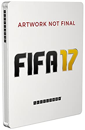 FIFA 17 - Deluxe Edition inkl. Steelbook (exkl. bei Amazon.de) - [Playstation 4]