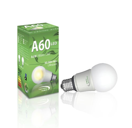 LED 9w A19 Light Bulb, 800lm CRI 85, Excellent to Replace 60w Incandescent, Technolamp