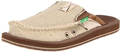 Buy Sanuk Mens You Got My Back II Loafer by Sanuk