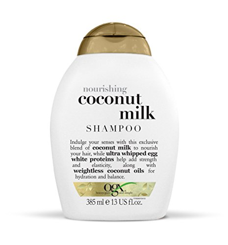 OGX Shampoo, Nourishing Coconut Milk, 13oz