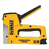 DeWalt DWHTTR350 Heavy-Duty Aluminum Stapler/Brad Nailer