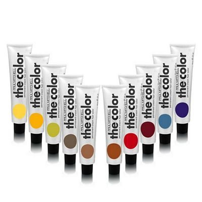 Paul Mitchell The Color Permanent Cream Hair Color Hair Coloring Products