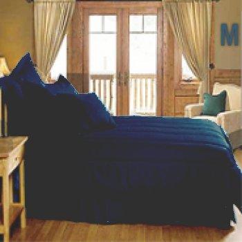 Mayfield Denim Bed Ensemble Daybed Indigo front-908889