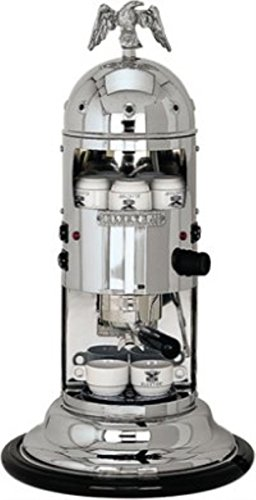 Elektra A1C Mini Verticale Espresso Machine - Chrome