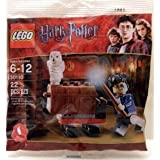 Harry Potter w/ Trunk and Hedwig (Owl)