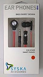 Syska Headsets H-005