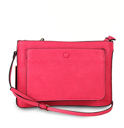 diophy-pu-leather-ipad-tablet-protective-sleeves-front-pockets-womens-fashion-clutch-bags-handbag-pu