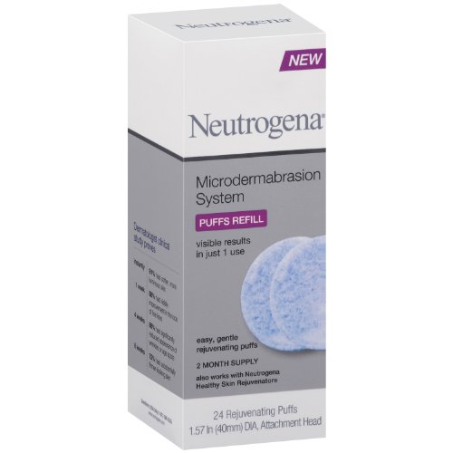 neutrogena exfoliating machine