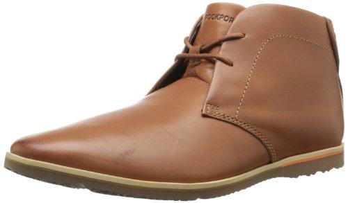 Rockport Men's Empire West Chukka Boot,British Tan,6.5 W US