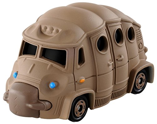 Tomica Tomica Dream Mothra (larvae) - 1