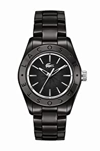 Women's Black Ceramic Biarritz