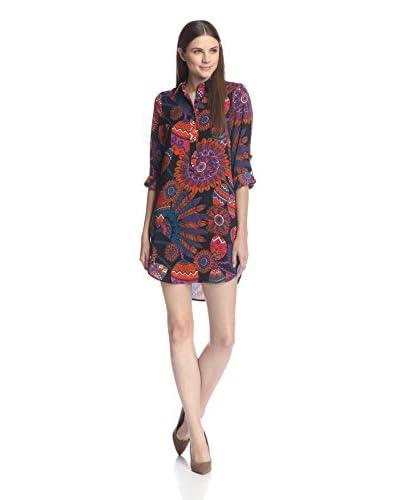 JB Julie Brown Women's Cora Shirt Dress