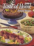 Taste Of Home Annual Recipes 2004