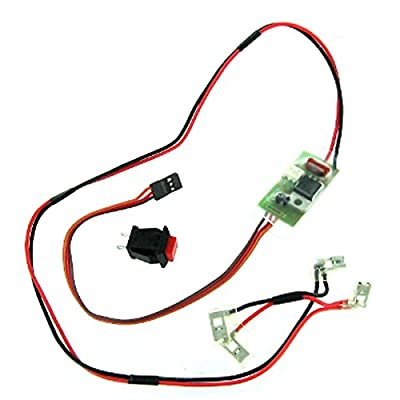 Redcat Racing Gas Engine Kill Switch Vehicle
